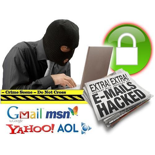 email robado