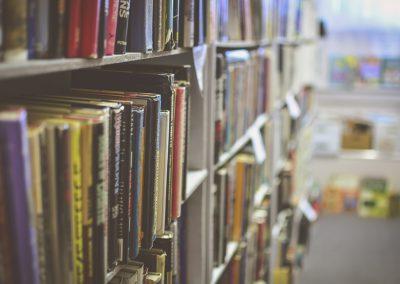 Sector Librerías