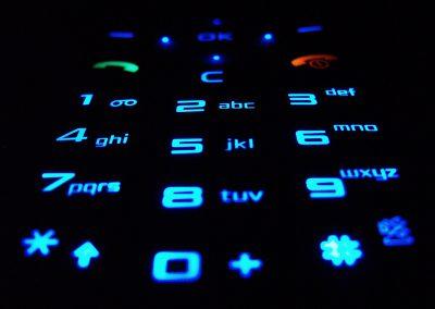 Sector telefonía