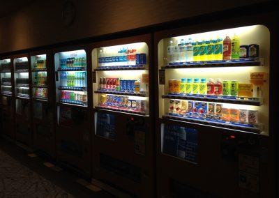 Sector vending