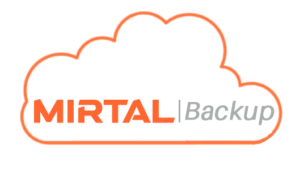Mirtal back up logo